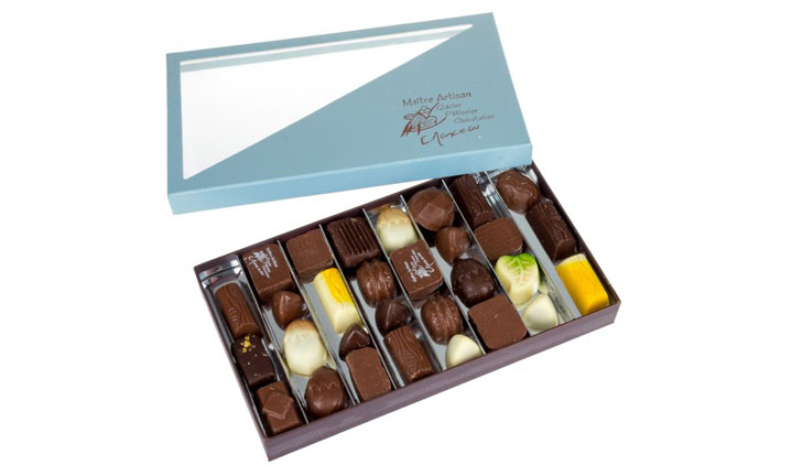 Commander vos chocolats